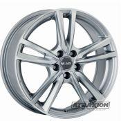 7x17 5x114,3 ET40 CTR76 Alu Icona  (Mak) Silver F7070ICSI40FF