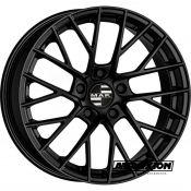 8.5x20 5x130 ET51 CTR71.6 Alu Mak Monaco Gloss Black (DED:Porsche ) F8520MFGB51KY4