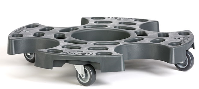 Ahcon Trolleys: a must for each tyrefitter.